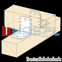 Angle bracket 90° Type 4 55x70x70x2,0 - 2