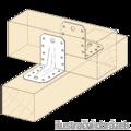 Reinforced angle bracket  90° Type 4 90x105x105x3,0 - 2/3