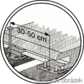 Panelling handle KB 6 mm - 2/3
