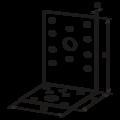 Angle bracket 90° Type 2 80x100x65x3,0 - 3/3