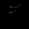 Reinforced angle bracket  90° Type 4 65x90x90x2,5 - 3/3